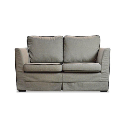 Eden 2 Seater Sofa, Fabric - Novena Furniture Singapore - Sofas