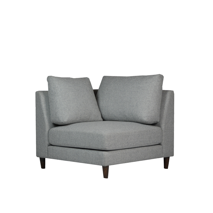 Gulf Corner Sofa, Fabric - Novena Furniture Singapore