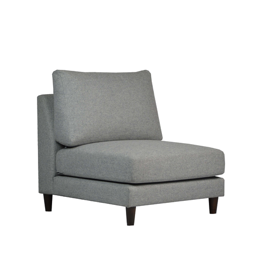 Gulf 1 Seater Sofa, Fabric