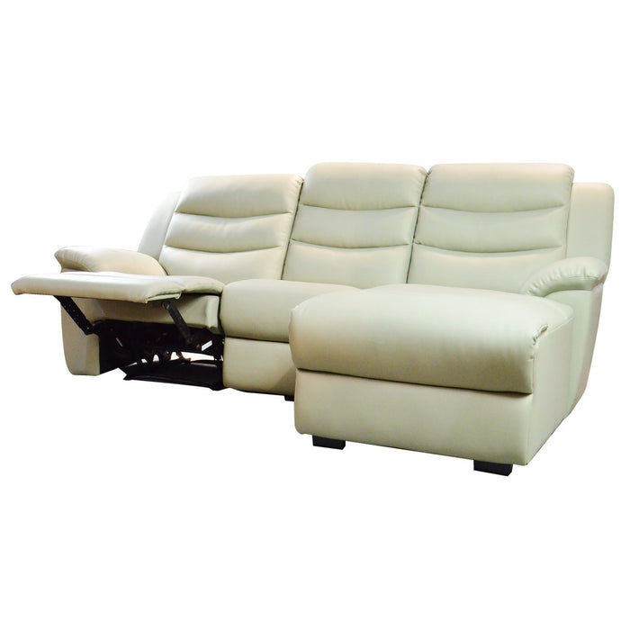 Normand 1 Seater Recliner Armchair, Simulated Leather
