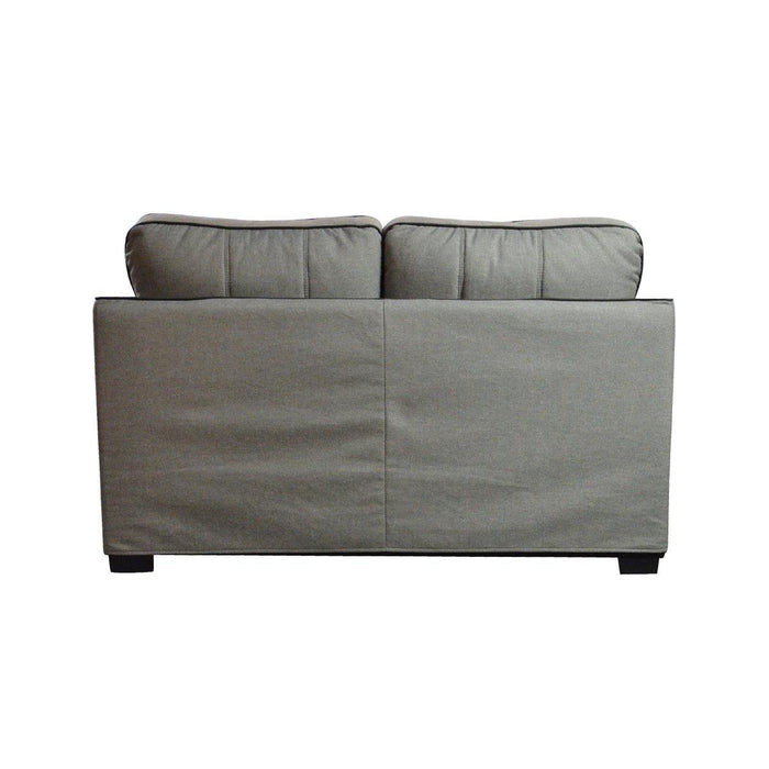 Eden 2 Seater Sofa, Fabric - Novena Furniture Singapore