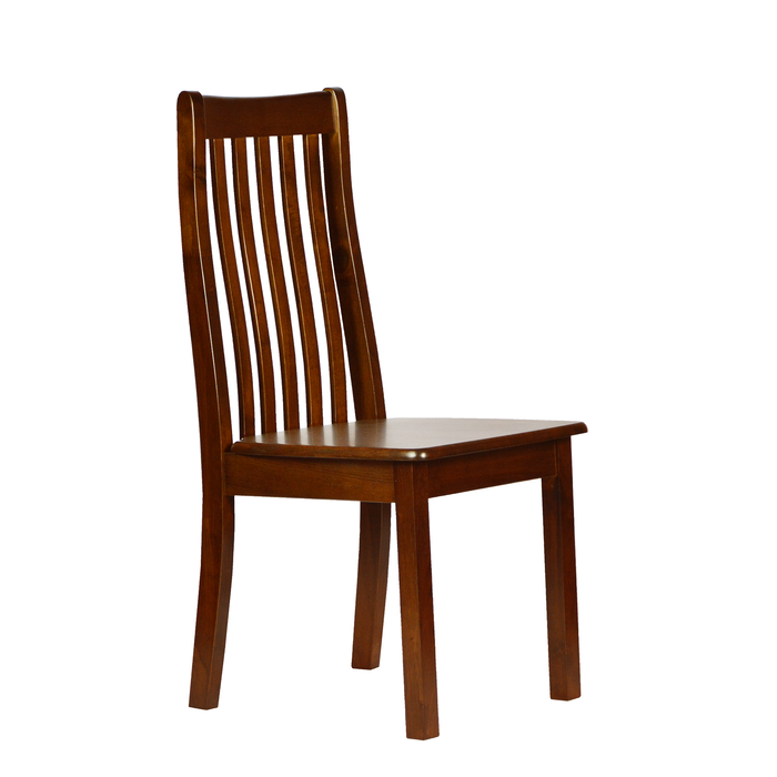 Ashley Dining Chair, Solid Wood - Novena Furniture Singapore