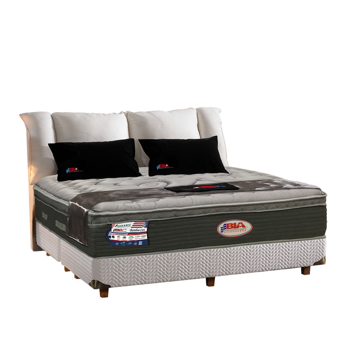 Bamboo Care Mattress with Euro Top (Super Single/Queen Size Available!) - Novena Furniture Singapore - Mattress