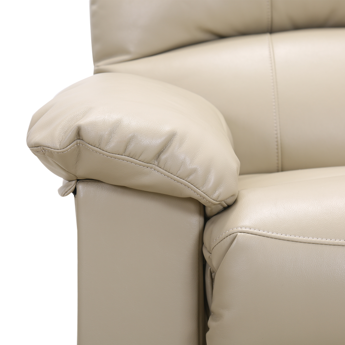 Cass Recliner Armchair, Simulated Leather - Novena Furniture Singapore