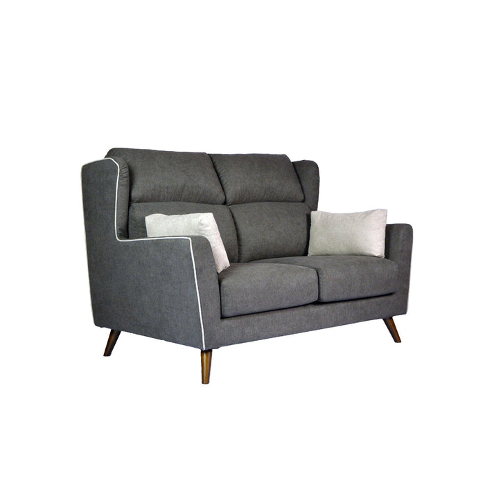 Celtic 2 Seater Sofa, Fabric - Novena Furniture Singapore