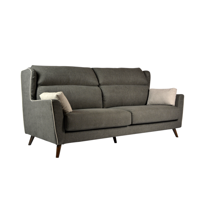 Celtic 3 Seater Sofa, Fabric - Novena Furniture Singapore