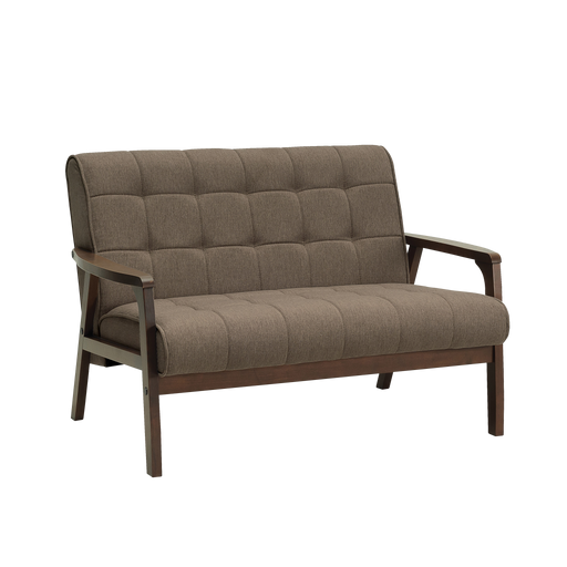 [ONLINE EXCLUSIVE] Tucson 2 Seater Sofa, Fabric - Cocoa/Harmony - Novena Furniture Singapore - Sofas