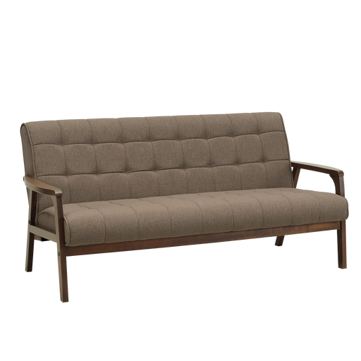 [ONLINE EXCLUSIVE] Tucson 3 Seater Sofa, Fabric - Cocoa/Harmony - Novena Furniture Singapore
