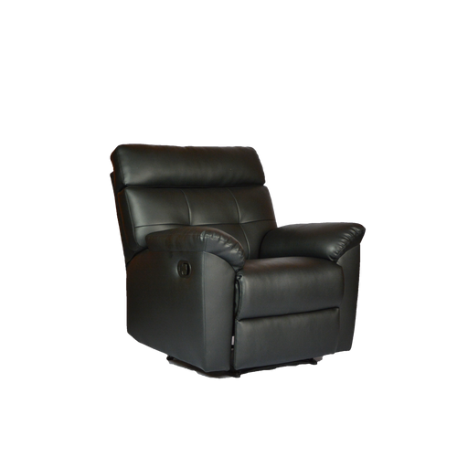Emma Recliner Armchair, Simulated Leather - Novena Furniture Singapore