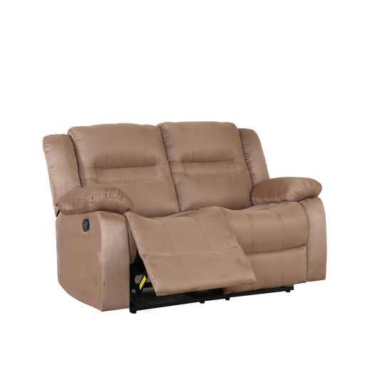 Felton 2 Seater Recliner Sofa, Fabric - Novena Furniture Singapore