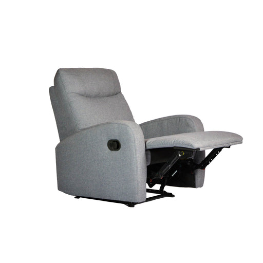 Hampton Recliner Armchair, Fabric - Novena Furniture Singapore