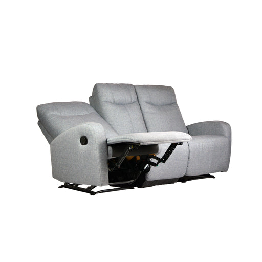 Hampton 3 Seater Recliner Sofa, Fabric - Novena Furniture Singapore