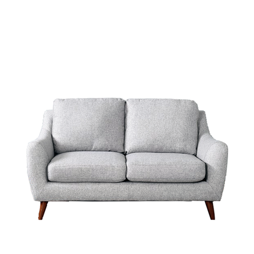 Hana 2 Seater Sofa, Fabric - Novena Furniture Singapore - Sofas