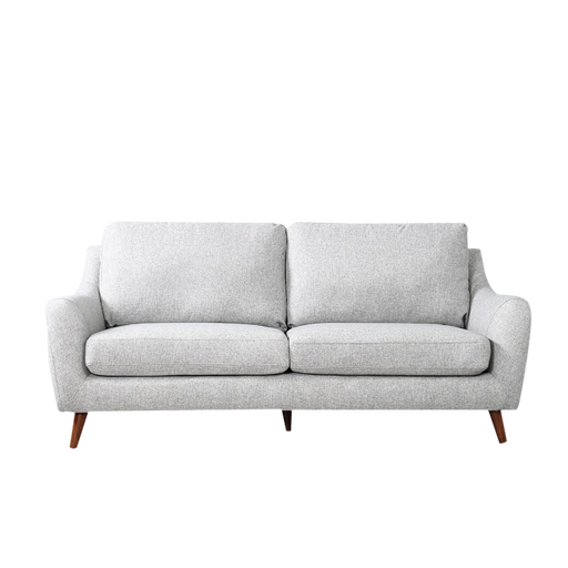 Hana 3 Seater Sofa, Fabric - Novena Furniture Singapore - Sofas