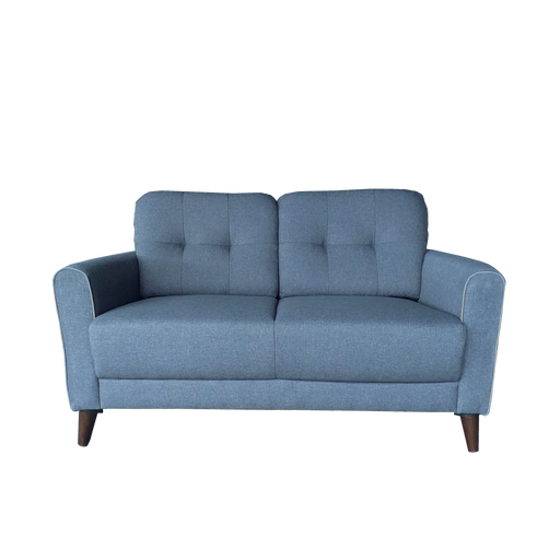 Hanford 2 Seater Sofa, Fabric - Novena Furniture Singapore - Sofas