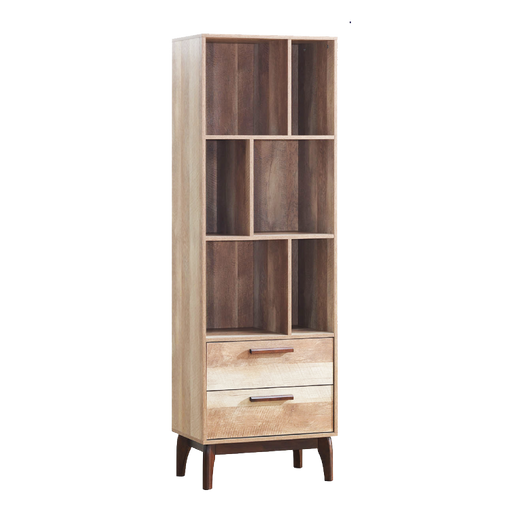 Hemingway Bookcase - Novena Furniture Singapore