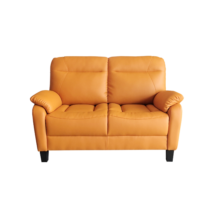Jaca 2 Seater Sofa, Simulated Leather