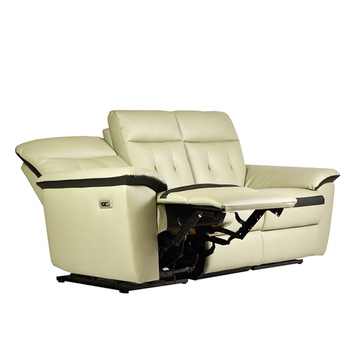 Jadyn 3 Seater Recliner Sofa, Simulated Leather - Novena Furniture Singapore