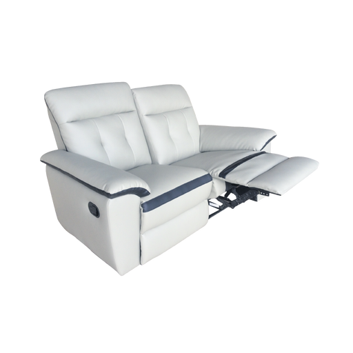Jadyn 2 Seater Recliner Sofa, Simulated Leather - Novena Furniture Singapore