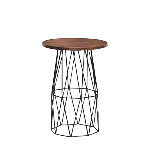 Khalid End Table - Novena Furniture Singapore