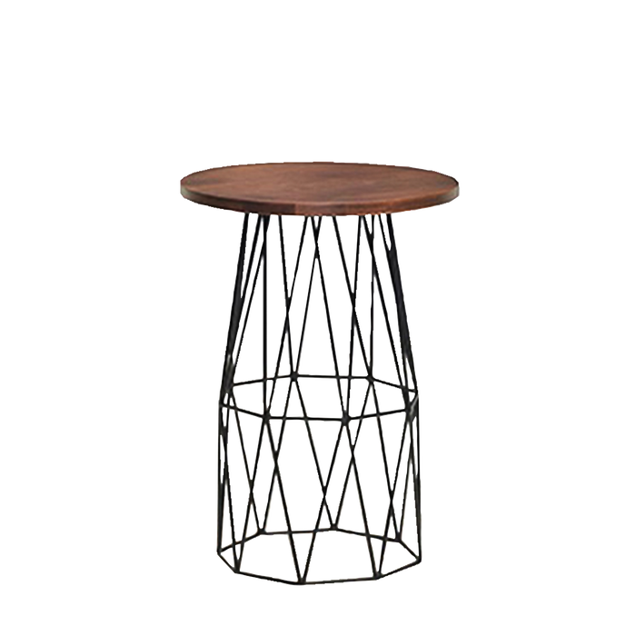 Khalid End Table - Novena Furniture Singapore - End Tables