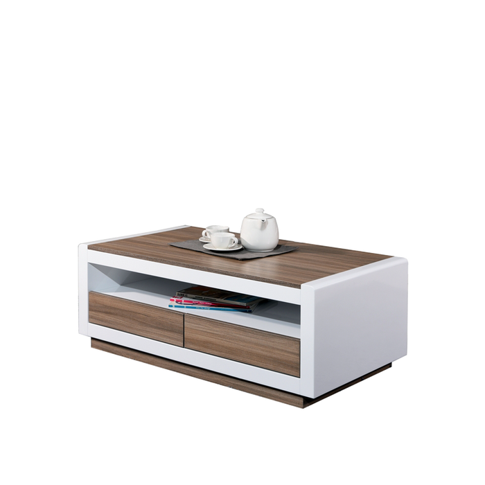 Kurt 1.05m Coffee Table - Novena Furniture Singapore