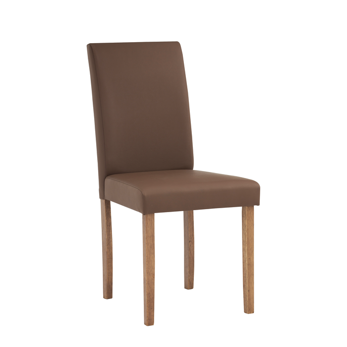 Lenore Dining Chair, Solid Wood - Novena Furniture Singapore - Dining Chairs