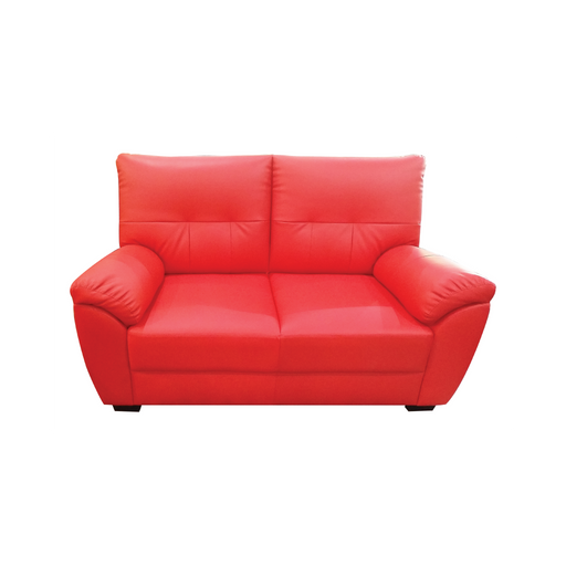 Leon 2 Seater Sofa, Synthetic Leather - Novena Furniture Singapore