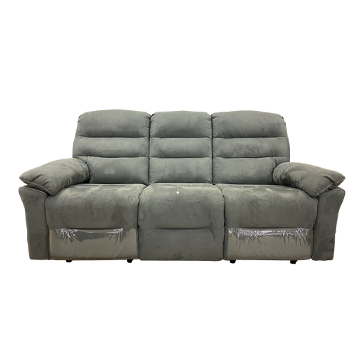 Mirage 3 Seater Recliner Sofa, Fabric - Novena Furniture Singapore - Recliners
