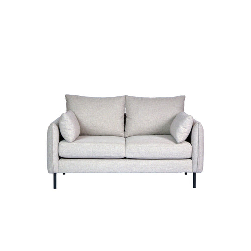 Manfred 2 Seater Sofa, Fabric - Novena Furniture Singapore - Sofas