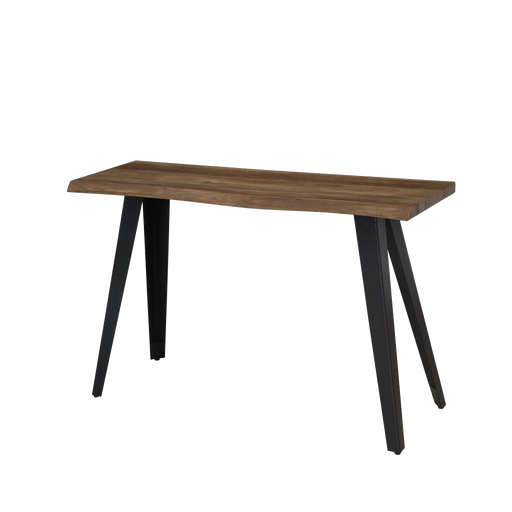 Mason 1.2M Console Table, Rubber Wood - Novena Furniture Singapore