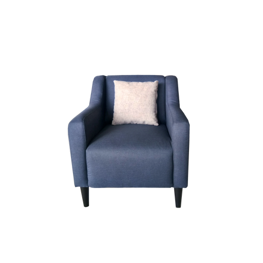 Mika Armchair, Fabric - Novena Furniture Singapore