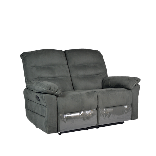 Mirage 2 Seater Recliner Sofa, Fabric - Novena Furniture Singapore