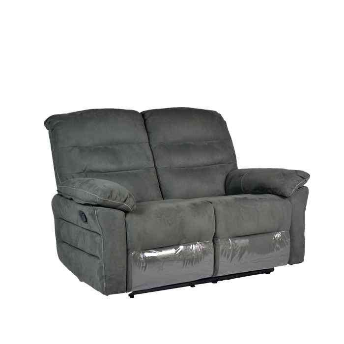Mirage 2 Seater Recliner Sofa, Fabric - Novena Furniture Singapore - Sofas
