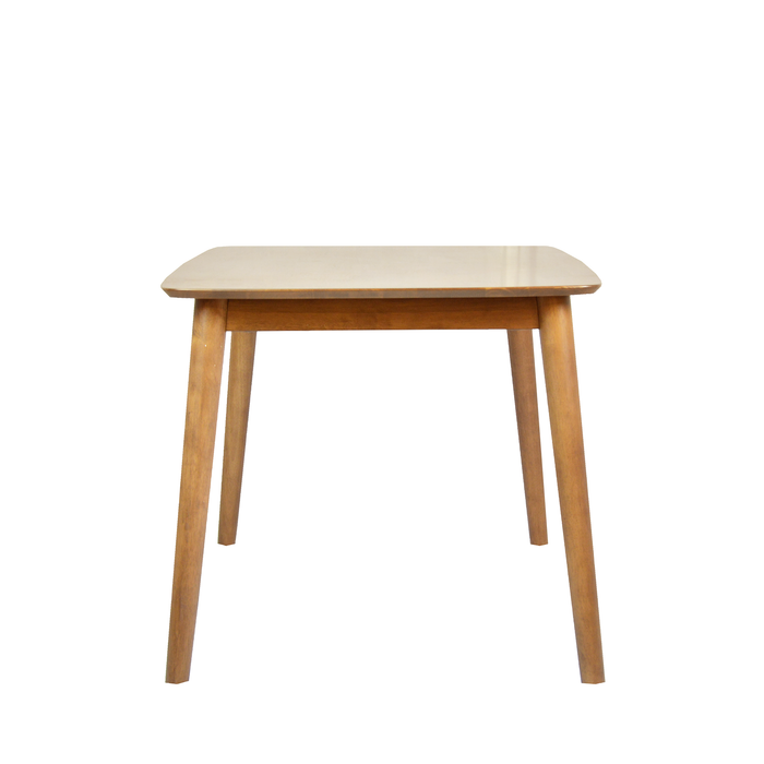 Moray 1.8M Dining Table, Rubber Wood - Novena Furniture Singapore