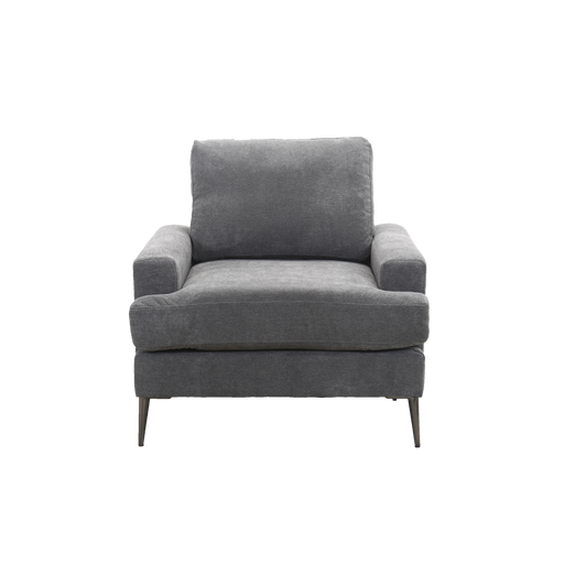 [PROMO] Mori 1 Seater Sofa, Fabric - Novena Furniture Singapore - Sofas