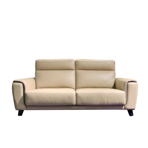 [PROMO] Muro 2.5 Seater Sofa, Full Leather - Novena Furniture Singapore