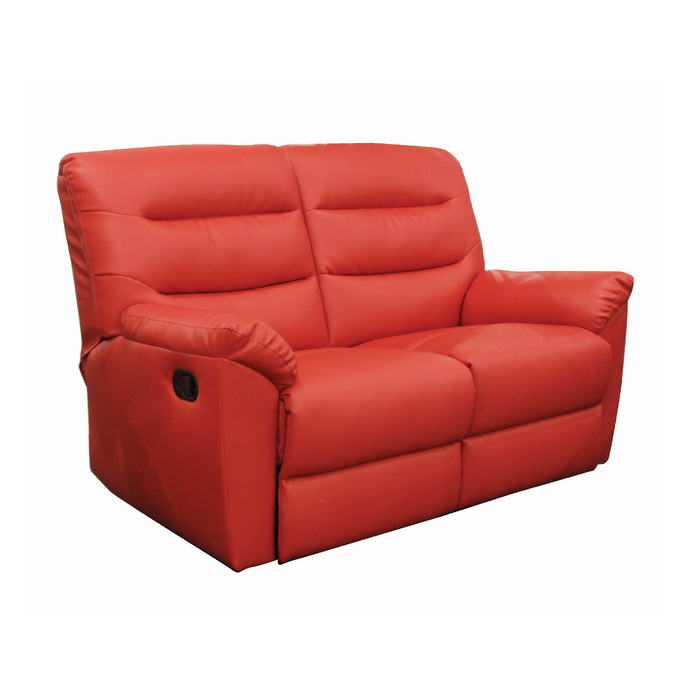 Norwood 2 Seater Recliner Sofa, Simulated Leather - Novena Furniture Singapore