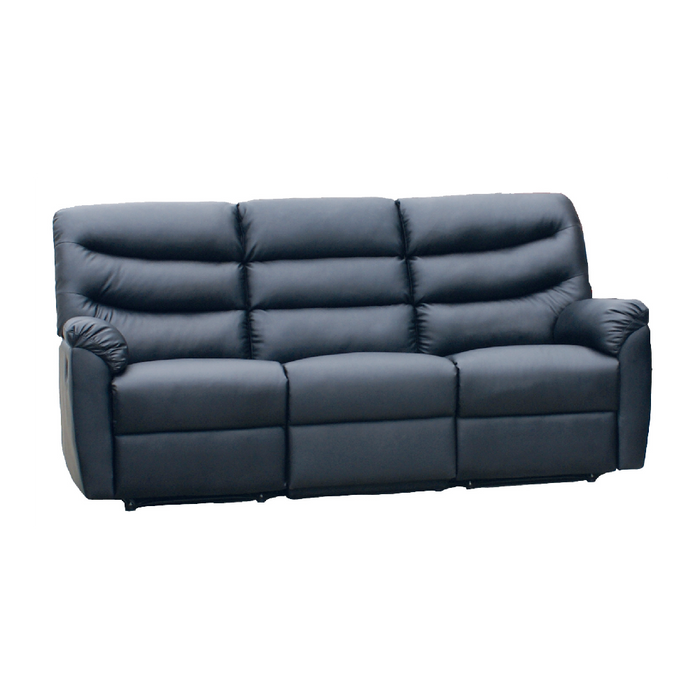 Norwood 3 Seater Recliner Sofa, Simulated Leather