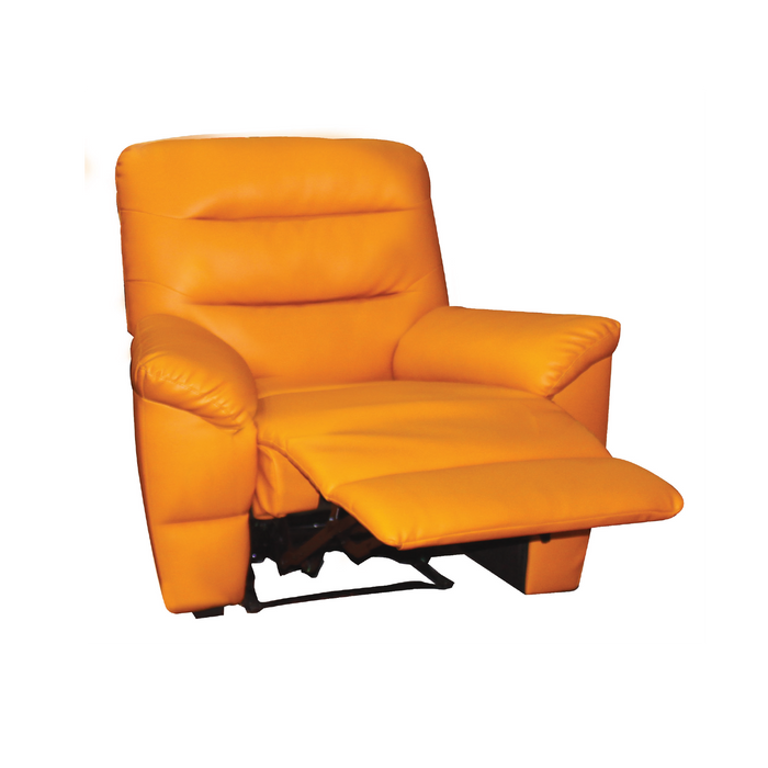 Norwood Recliner Armchair, Simulated Leather - Novena Furniture Singapore - Recliners