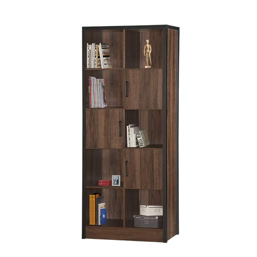 Oakland Bookcase - 1 - Novena Furniture Singapore