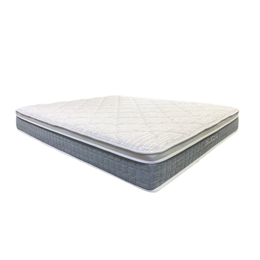 Restore Pocketed Spring Mattress With Double Pillow Top - Novena Furniture Singapore
