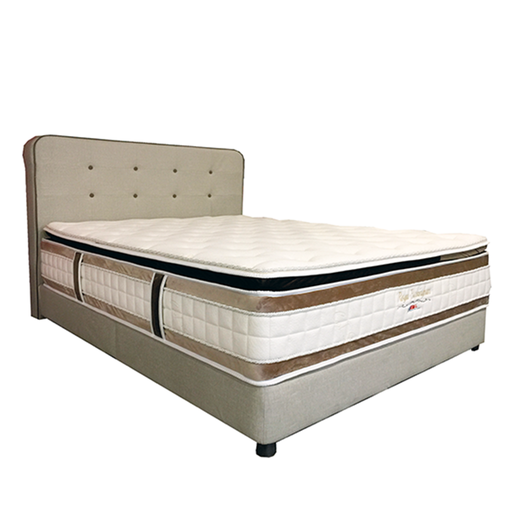 Royal Buckingham Mattress with Pillow Top - Novena Furniture Singapore