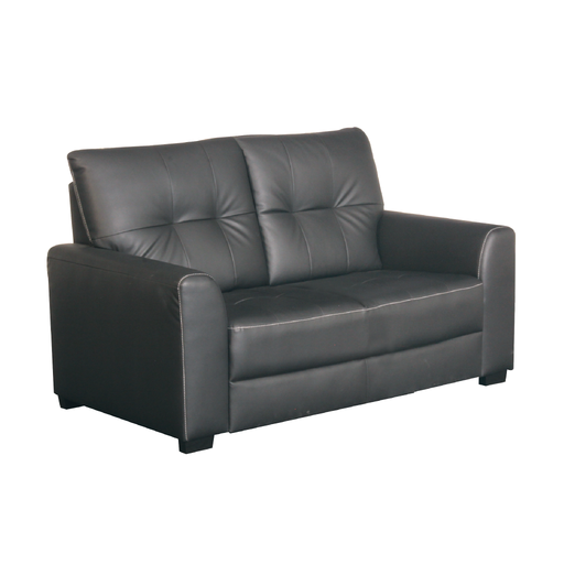 Run 2 Seater Sofa, Synthetic Leather - Novena Furniture Singapore - Sofas
