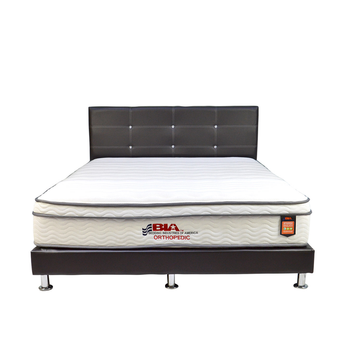 Spinal Plus 5ft Queen Mattress with Euro Top - Novena Furniture Singapore