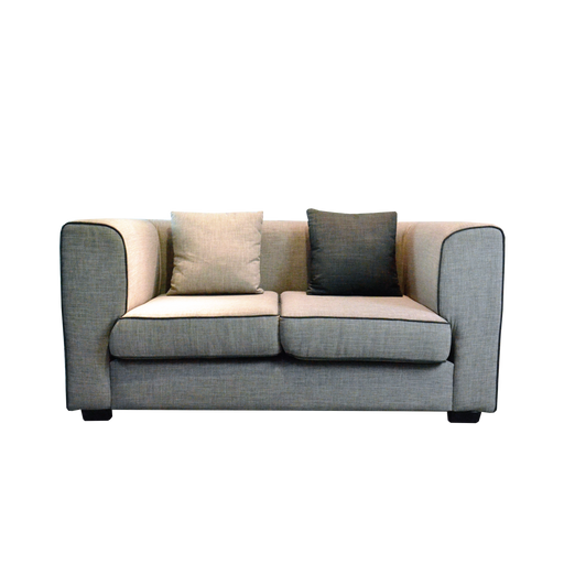 Siente 2 Seater Sofa, Fabric - Novena Furniture Singapore - Sofas