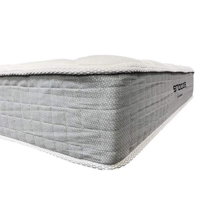 Snooze Pocketed Spring Mattress With Pillow Top - Novena Furniture Singapore