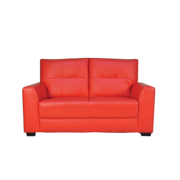 Run 2 Seater Sofa, Synthetic Leather
