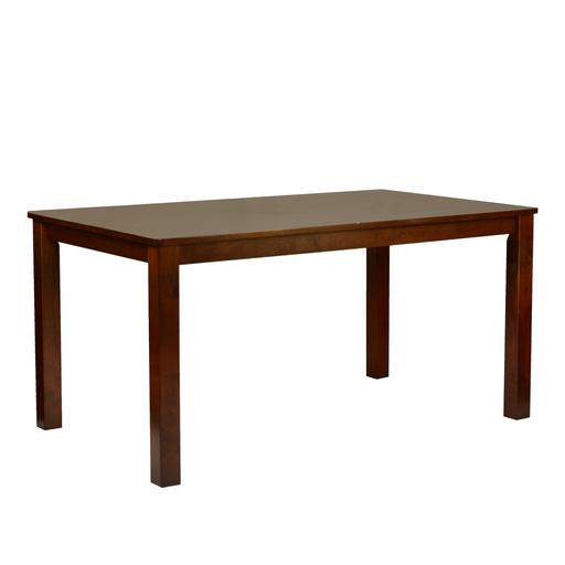 Tampa Dining Table, Rubber Wood