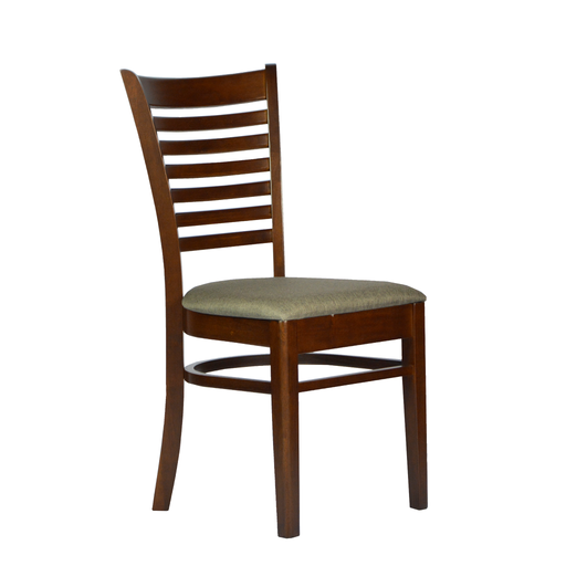 Tampa Dining Chair, Solid Wood - Novena Furniture Singapore - Dining Chairs